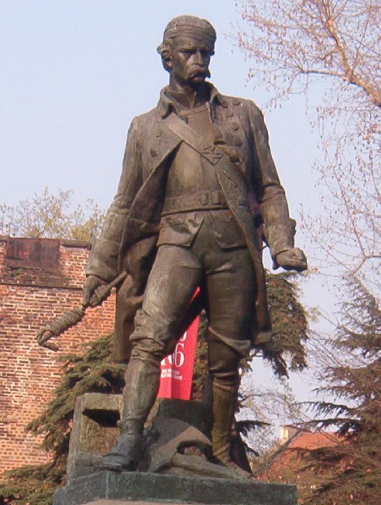 Statua_Pietro_Micca_Torino